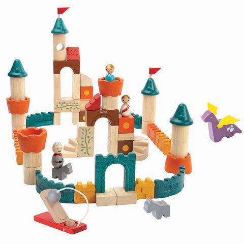 Fantasy Blocks de Plan Toys 5696