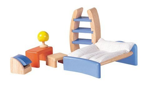 Children Room Home Decor para Casitas de Muñecas Plan Toys 7445
