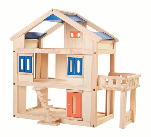 Terrace Dollhouse Casita de Muñecas de Plan Toys 7150
