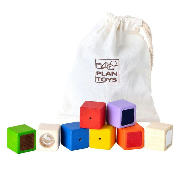 Activity Blocks de Plan Toys 5531