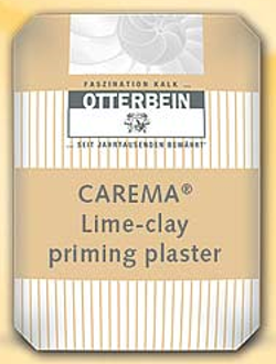Lime-Clay Priming Plaster