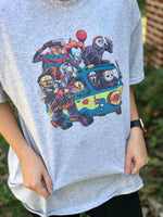 Mystery Machine Graphic Tee