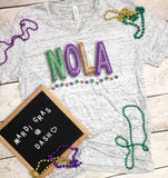 NOLA Balloon Graphic Tee