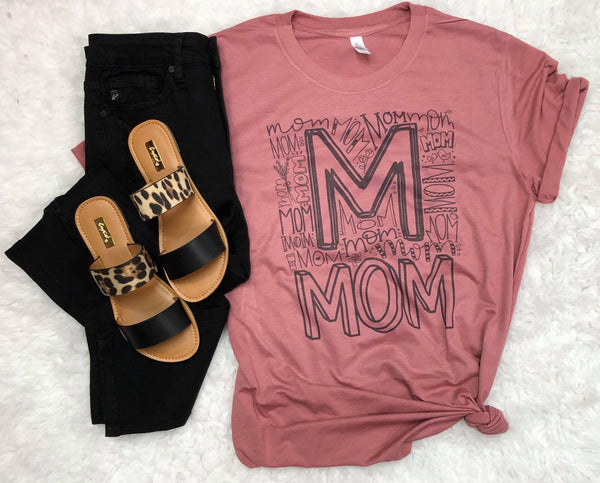 Everything MOM Graphic Tee
