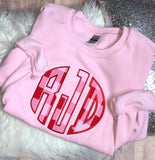 Personalized Valentine's Day Sweatshirt