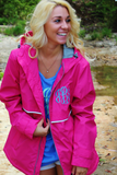 Charles River Full Zip Rain Jacket - Adult
