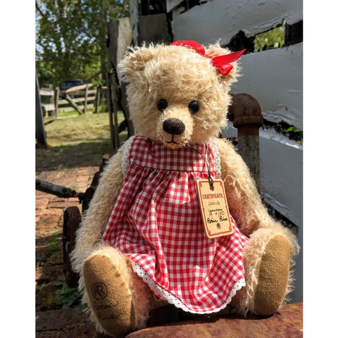 Little Lily - KiwiCurio-Robin Rive-Teddy Bears-Limited Edition