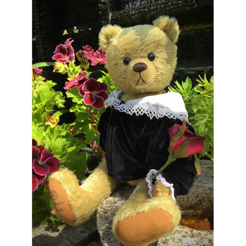Romeo - KiwiCurio-Robin Rive-Teddy Bears-Limited Edition