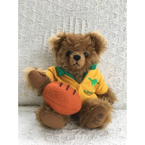 Rugger England - KiwiCurio-Robin Rive-Teddy Bears-Limited Edition