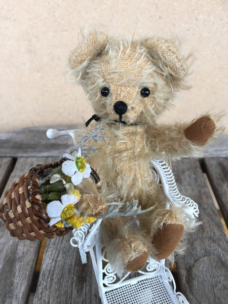 Mimosa - KiwiCurio-Robin Rive-Teddy Bears-Limited Edition