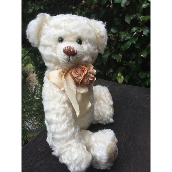 Creamcake - KiwiCurio-Robin Rive-Teddy Bears-Limited Edition