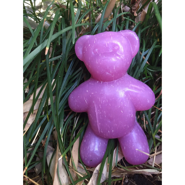 Lavender teddy soaps (comes in a pair) - KiwiCurio-Robin Rive-Teddy Bears-Limited Edition