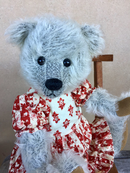 Lucille - KiwiCurio-Robin Rive-Teddy Bears-Limited Edition
