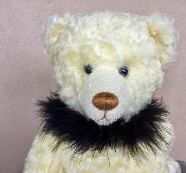 Lemon Drop - KiwiCurio-Robin Rive-Teddy Bears-Limited Edition