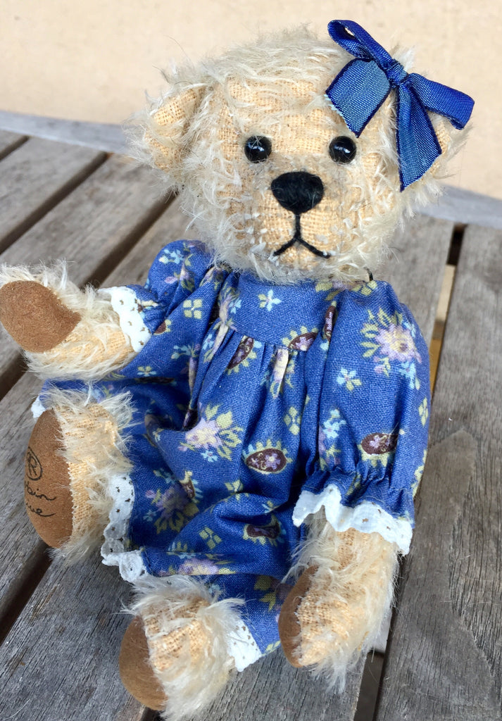 Katie - KiwiCurio-Robin Rive-Teddy Bears-Limited Edition