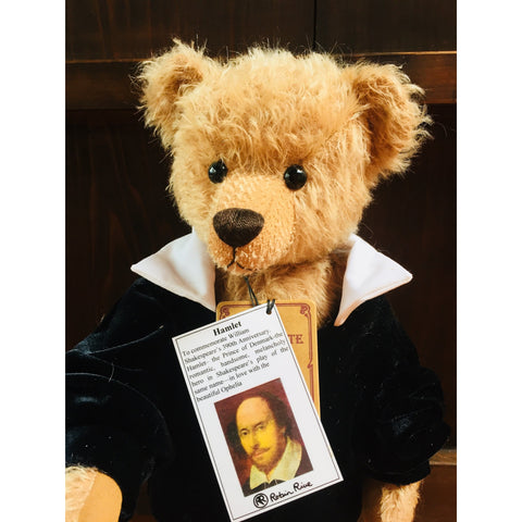 Hamlet - KiwiCurio-Robin Rive-Teddy Bears-Limited Edition