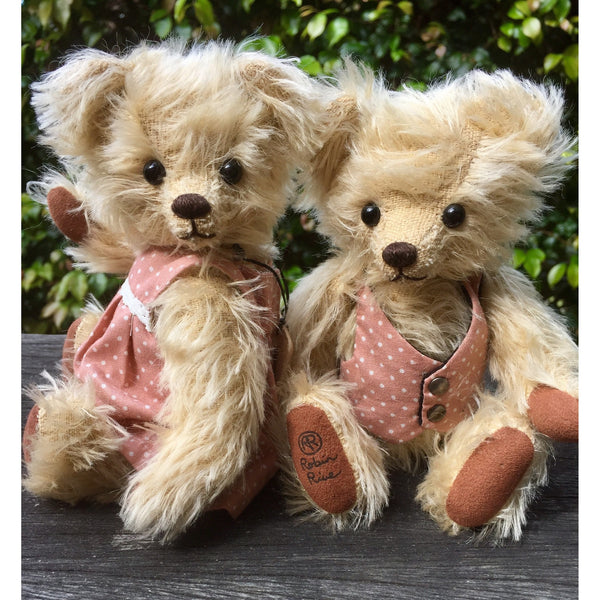 Mimi - KiwiCurio-Robin Rive-Teddy Bears-Limited Edition