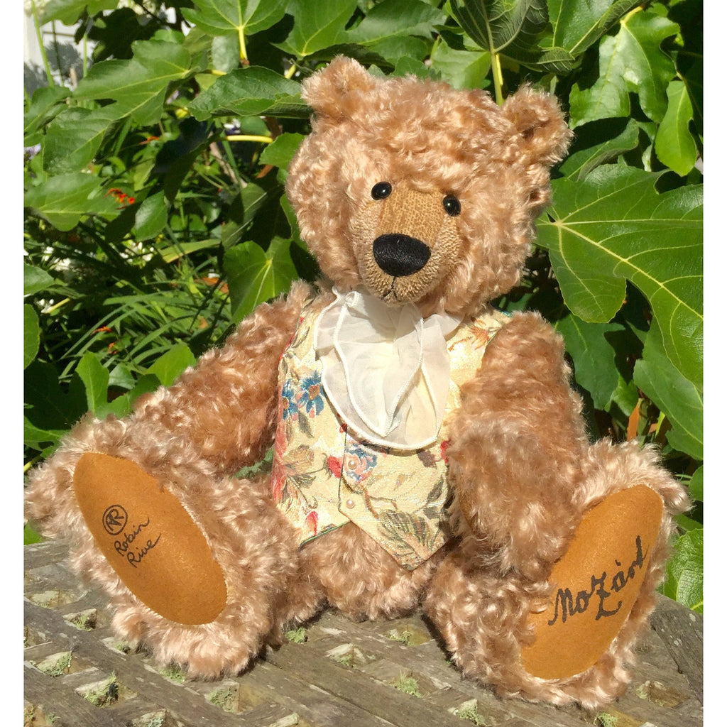 Mozart - KiwiCurio-Robin Rive-Teddy Bears-Limited Edition