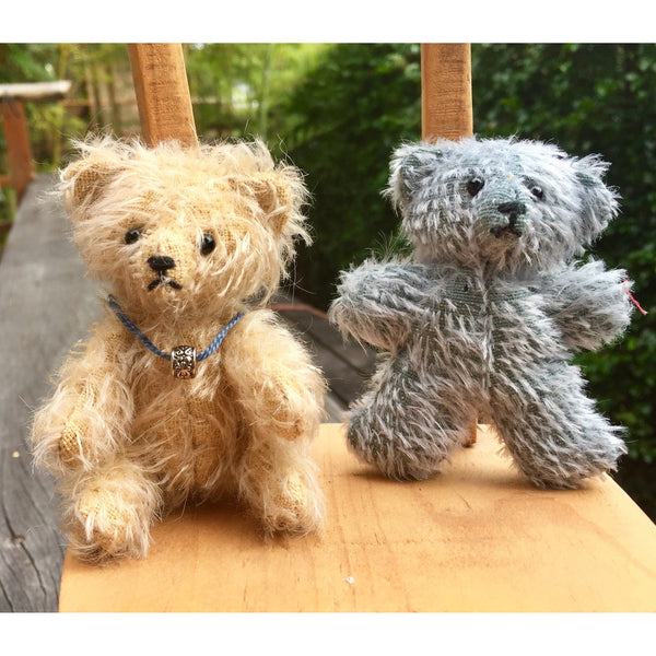 Pocket Bear - KiwiCurio-Robin Rive-Teddy Bears-Limited Edition