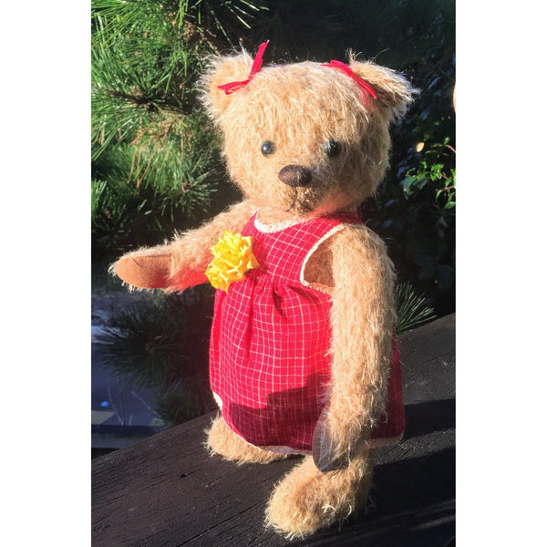 Elle - KiwiCurio-Robin Rive-Teddy Bears-Limited Edition