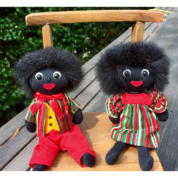 Felix & Florence - KiwiCurio-Robin Rive-Teddy Bears-Limited Edition