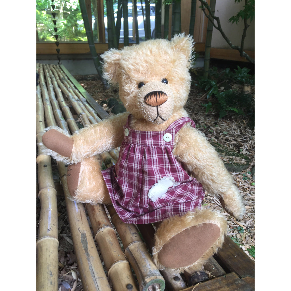 Claudia - KiwiCurio-Robin Rive-Teddy Bears-Limited Edition