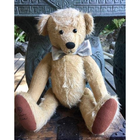 Dapper Dan - KiwiCurio-Robin Rive-Teddy Bears-Limited Edition