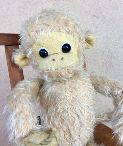 Cheeta Monkey - KiwiCurio-Robin Rive-Teddy Bears-Limited Edition