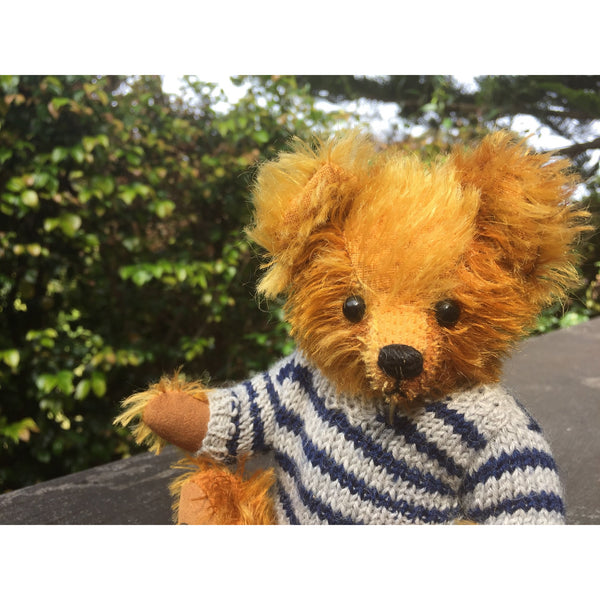 Brindle - KiwiCurio-Robin Rive-Teddy Bears-Limited Edition