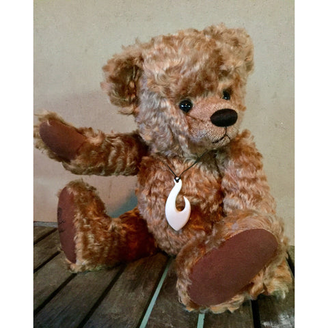 Neve - KiwiCurio-Robin Rive-Teddy Bears-Limited Edition