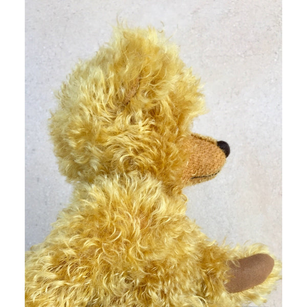 Golden girl - KiwiCurio-Robin Rive-Teddy Bears-Limited Edition