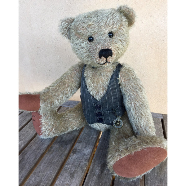 Greenwich - KiwiCurio-Robin Rive-Teddy Bears-Limited Edition