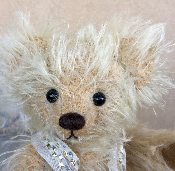 Squirrel - KiwiCurio-Robin Rive-Teddy Bears-Limited Edition