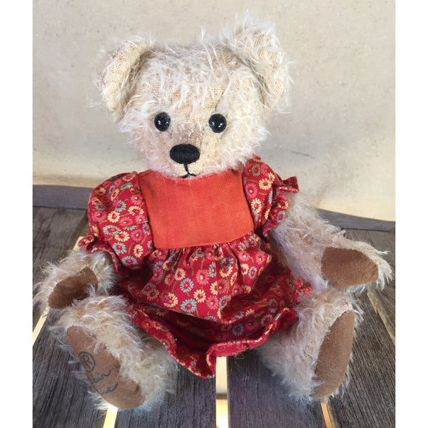 Sunflower - KiwiCurio-Robin Rive-Teddy Bears-Limited Edition