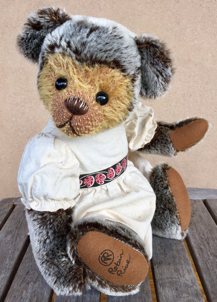 Teddy's girl - KiwiCurio-Robin Rive-Teddy Bears-Limited Edition