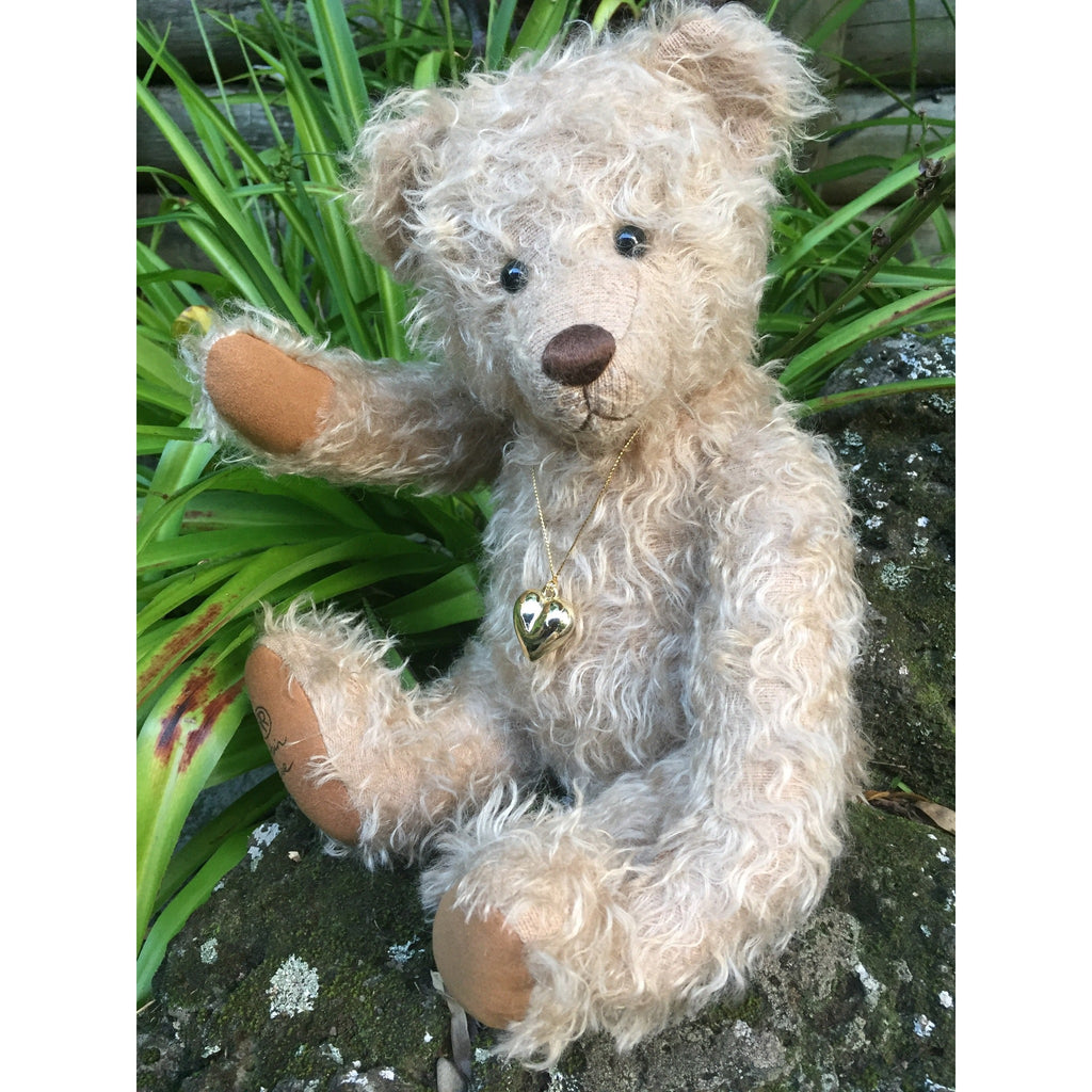 Sweetie - KiwiCurio-Robin Rive-Teddy Bears-Limited Edition