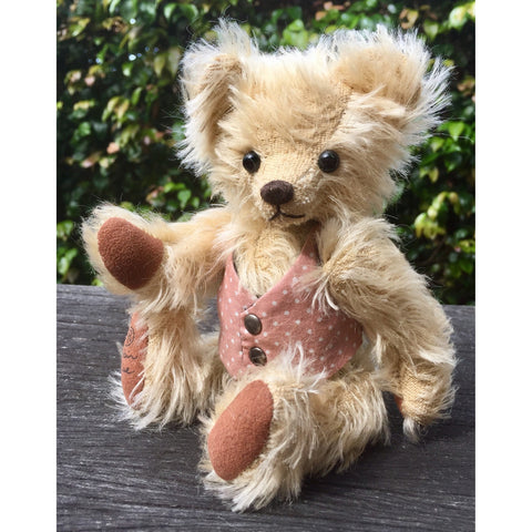 Morgan - KiwiCurio-Robin Rive-Teddy Bears-Limited Edition