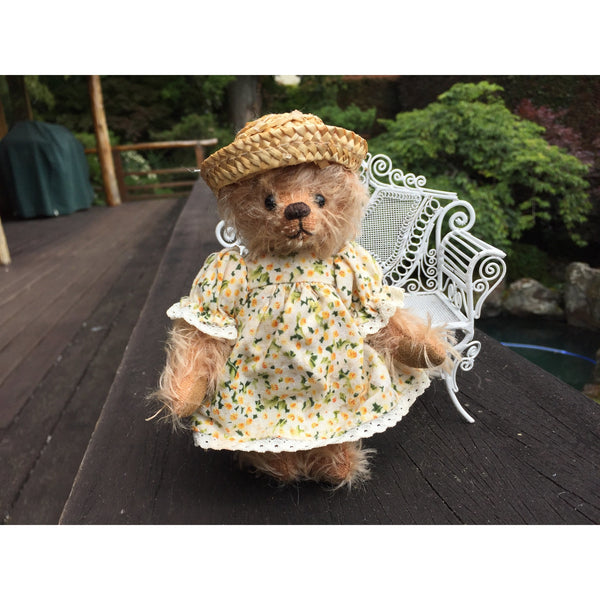 Missy - KiwiCurio-Robin Rive-Teddy Bears-Limited Edition