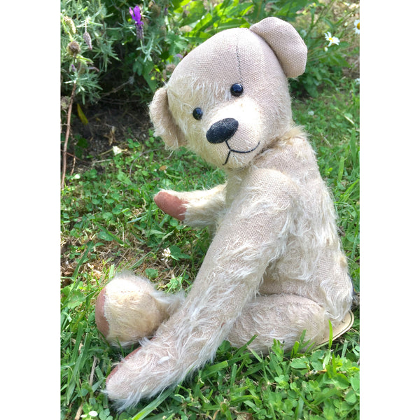 Mr Scruff - KiwiCurio-Robin Rive-Teddy Bears-Limited Edition