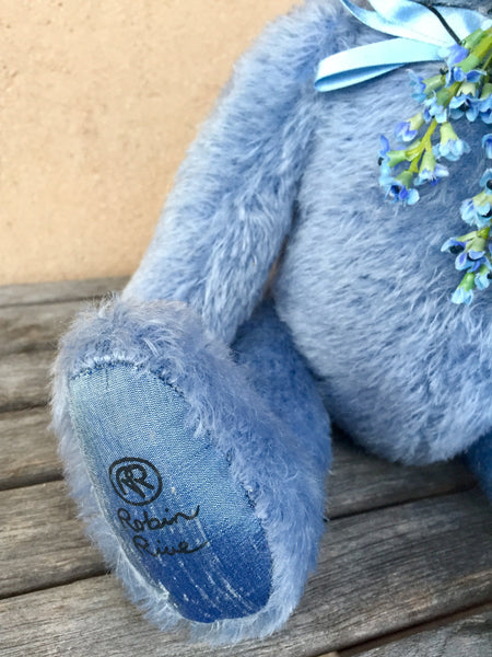 Iris - KiwiCurio-Robin Rive-Teddy Bears-Limited Edition