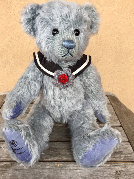 Ocean Blue - KiwiCurio-Robin Rive-Teddy Bears-Limited Edition