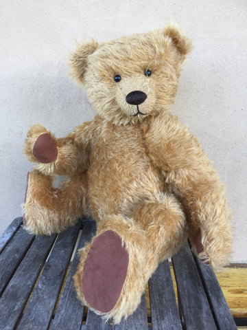 Barney - KiwiCurio-Robin Rive-Teddy Bears-Limited Edition