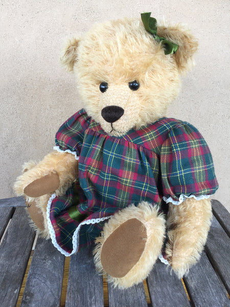 Heather - KiwiCurio-Robin Rive-Teddy Bears-Limited Edition