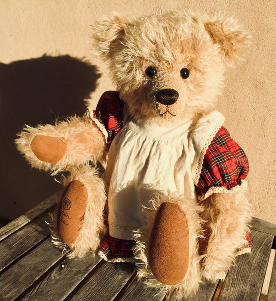 Ellen - KiwiCurio-Robin Rive-Teddy Bears-Limited Edition