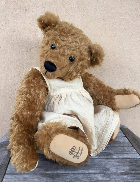Joceline, 45cm traditional plush Collectible Robin Rive teddy