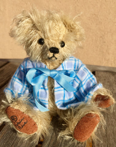 PJ - KiwiCurio-Robin Rive-Teddy Bears-Limited Edition