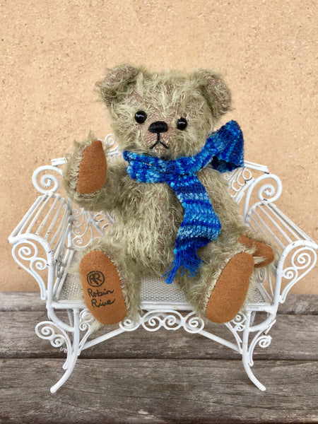 Nommie - KiwiCurio-Robin Rive-Teddy Bears-Limited Edition