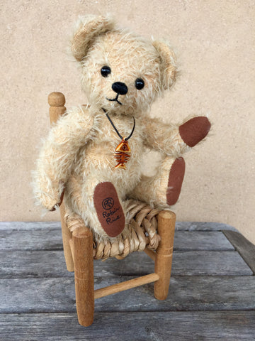 Rege - KiwiCurio-Robin Rive-Teddy Bears-Limited Edition