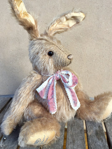 Baby Bunny - KiwiCurio-Robin Rive-Teddy Bears-Limited Edition