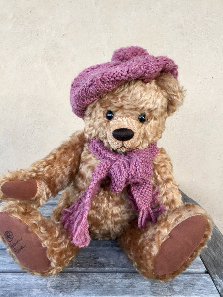 Tammy - KiwiCurio-Robin Rive-Teddy Bears-Limited Edition